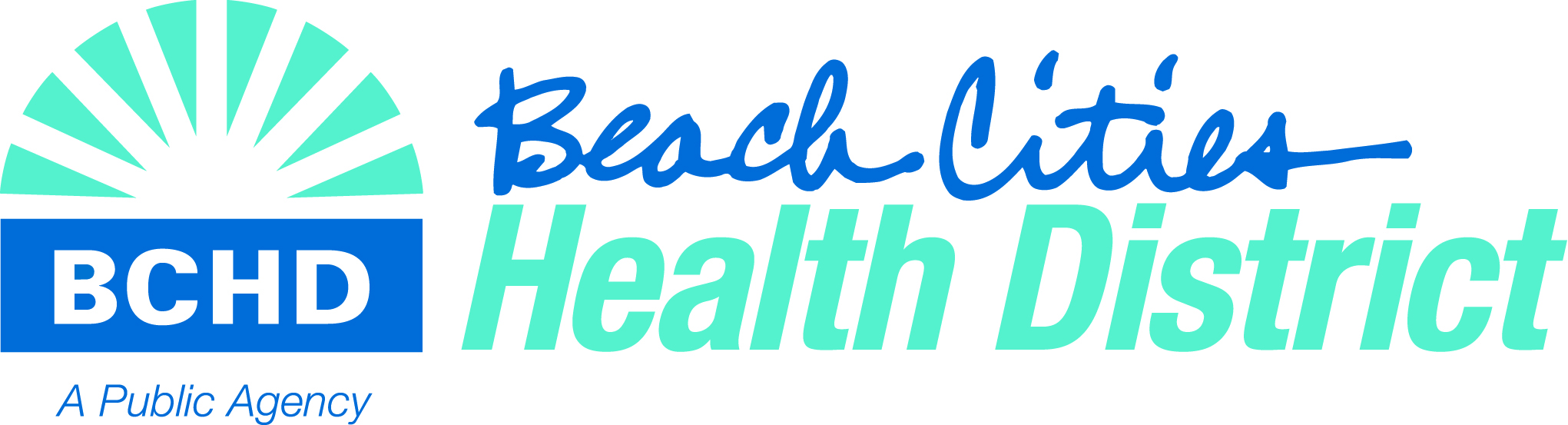 Image result for Beach Cities HEalth district logo images